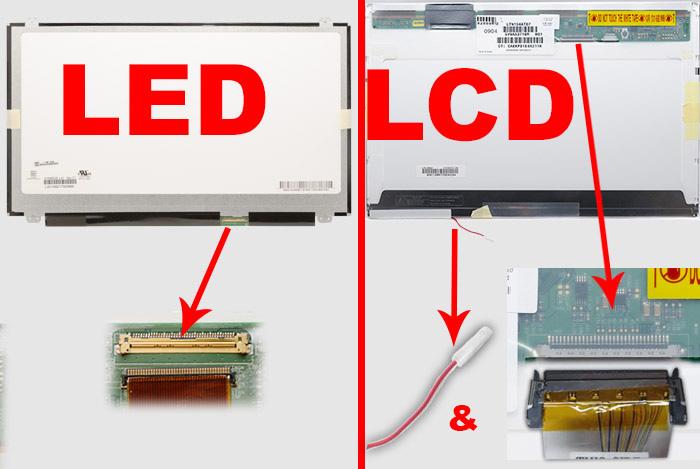 تفاوت LED و LCD - تعمیرگاه تخصصی ایسوس
