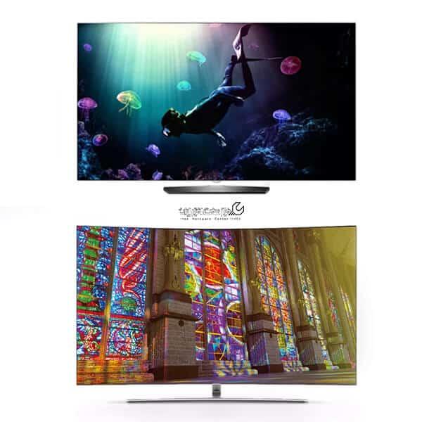 تفاوت LED و LCD
