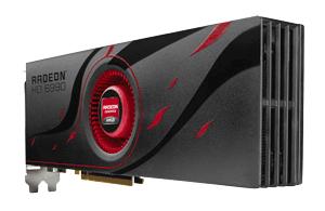کارت گرافیک یا پردازنده ی ای ام دی AMD