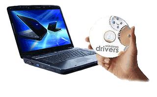 عدم شناسایی درایور لپ تاپ 2