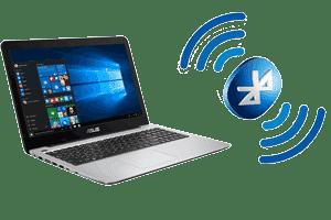 مشکلات بلوتوث لپ تاپ ایسوس