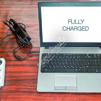 اتصال دائم لپ تاپ ایسوس به برق