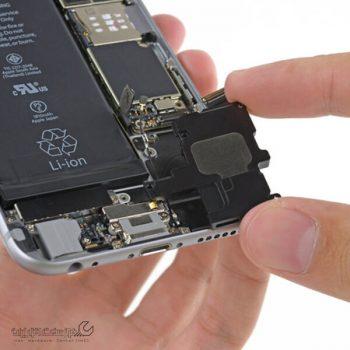 دلیل کار نکردن اسپیکر موبایل