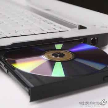 مشکلات درایو نوری لپ تاپ