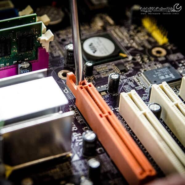 تعمیر تجهیزات کامپیوتر ایسوس
