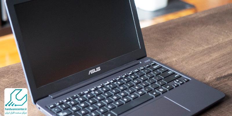 سیاه شدن صفحه لپ تاپ ایسوس