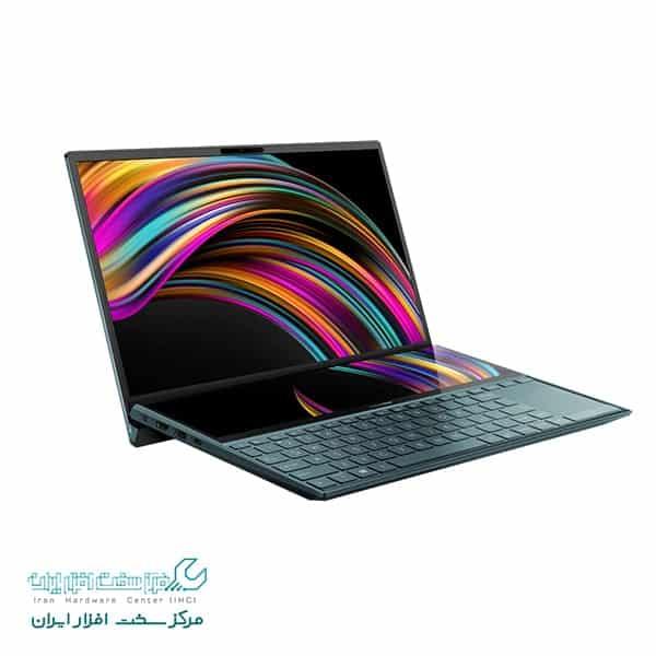 نسخه جدید لپ تاپ ZenBooK Dou ایسوس
