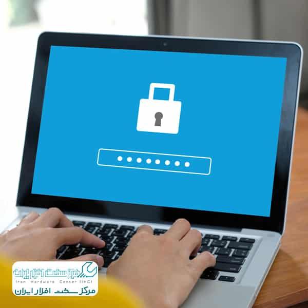 آموزش بازکردن قفل لپ تاپ