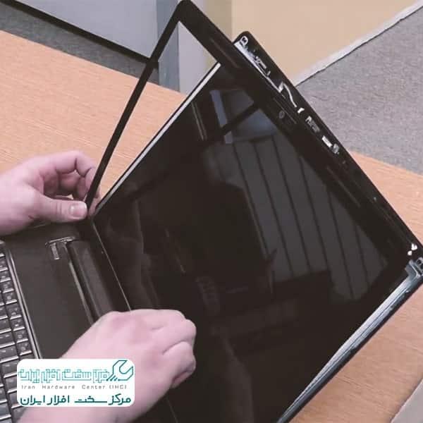 تعمیر ال سی دی لپ تاپ ایسوس