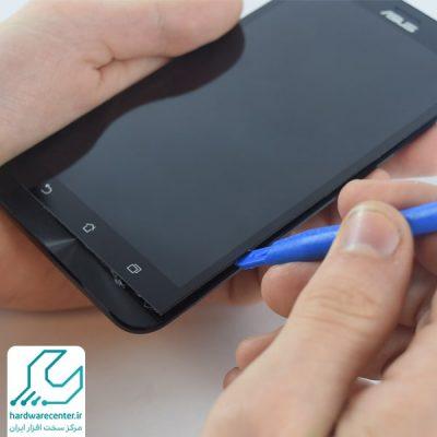 تعمیر ال سی دی موبایل ایسوس