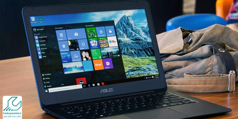 نصب ویندوز 8 روی لپ تاپ ایسوس