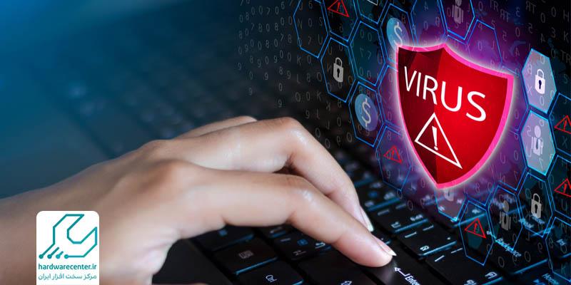 ویروس کشی لپ تاپ