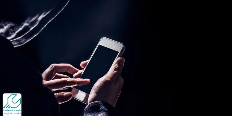 هک شدن موبایل